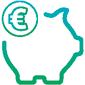 Financieel Lokaal pensioen icon